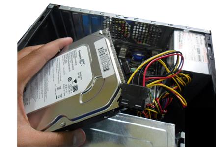Come montare/installare l'hard disk/SSD all'interno del PC