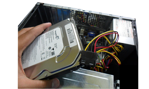 Come montare/installare l'hard disk/SSD all'interno del PC
