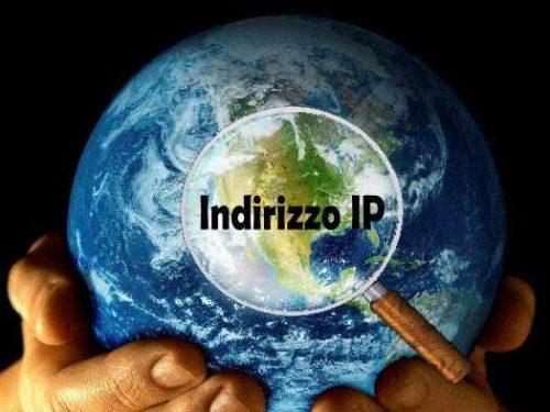 Alla scoperta dell'indirizzo IP