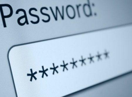 Come scegliere una password sicura e facile da ricordare
