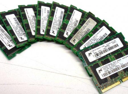Come testare la memoria RAM