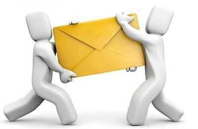 Inviare file pesanti via email