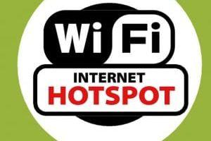 Creare un Hotspot WiFi