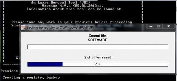 Junkware Removal Tool   Blog di Aldo Russo ~ Informatica e