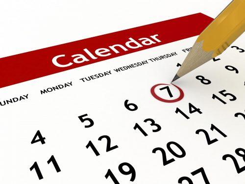 Agenda per appuntamenti gratis