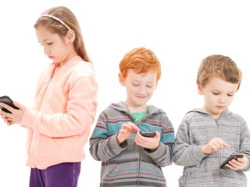 Smartphone per i bambini ~ Come comportarsi!