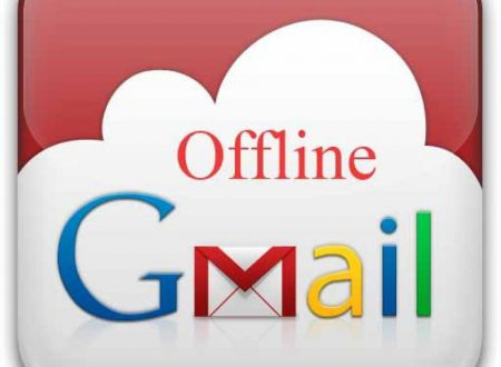 Gmail in modalità offline, è possibile?