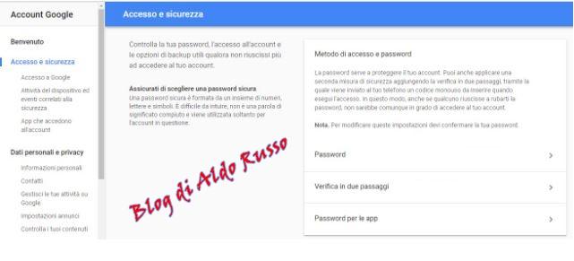 images-google-accesso e sicurezza