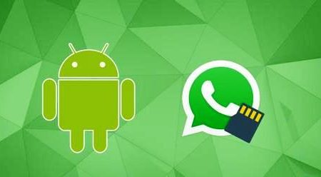WhatsApp su SD?