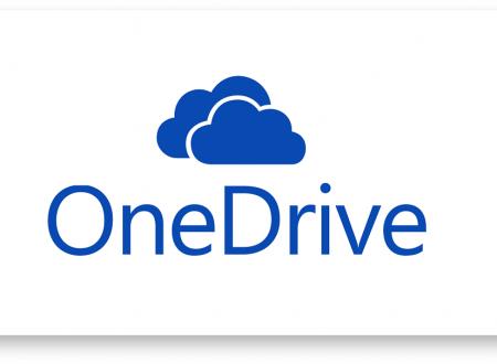 Backup su OneDrive