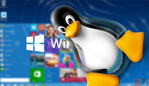 da windows 7 a linux