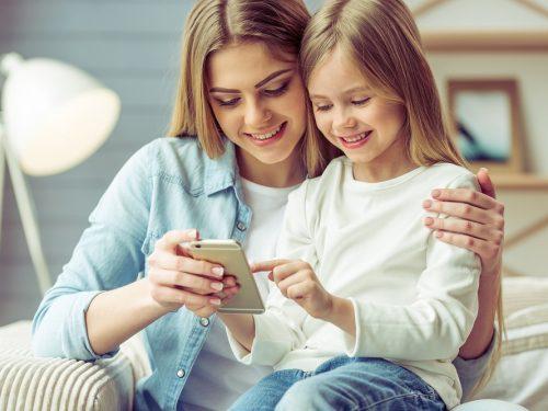 Come difendere i bambini dai pericoli del web